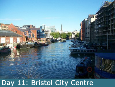 Bristol City Centre