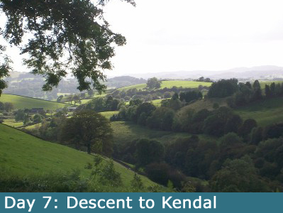 Descent to Kendal