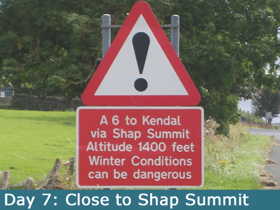 Close to Shap Summit